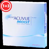 עדשות מגע יומיות | One Day Acuvue Moist 90 Pack-0