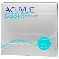 עדשות מגע יומיות | Acuvue Oasys One Day 90- Contact Lenses| -3638