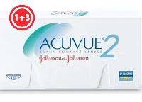 עדשות דו-שבועיות |Acuvue 2 | Johnson & Johnson-0