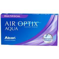 עדשות חודשיות | Air Optix Aqua Multifocal 6 Pack |Alcon -0