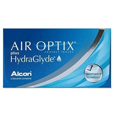עדשות חודשיות |Air Optix Plus HydraGlyde 6 Pack|Alcon -0
