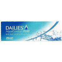 עדשות מגע יומיות | DAILIES Aqua Comfort Plus 30 Pack-0