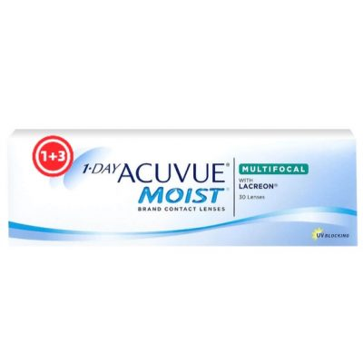 One Day Acuvue Moist Multifocal 30pck-0