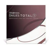 עדשות מגע יומיות | DAILIES Total One 90 Pack |ALCON -0